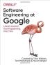 [보유]Software Engineering at Google