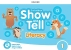 [보유]Show and Tell. 1 Literacy Book