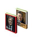 [문재인 대통령 특별 한정판] 문재인의 운명 + 문재인 커버 타임 아시아판(Time Asia) 세트 (전 2권)