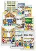 수상한 시리즈 세트(전 9권): 도서관/ 편의점/ 식당/ 친구집/ 학원/ 우리반/ 아파트/ 화장실/ 운동장