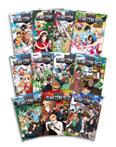 좀비고등학교 코믹스 1~11권 세트(전 11권)
