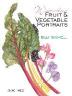 [보유]Watercolour Fruit & Vegetable Portraits