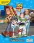 [보유]Disney Pixar Toy Story 4 My Busy Book 디즈니 픽사 토이스토리 4 비지북 피규어 책