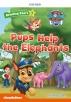 PAW Pups Help the Elephants