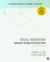 Social Marketing: Behavior Change for Social Good