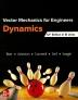 [보유]Vector Mechanics for Engineers: Dynamics(SI)