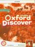 [보유]Oxford Discover: Level 1: Workbook with Online Practice