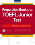 TOEFL JUNIOR TEST: LC (ADVANCED)(CD1������)