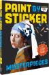 스티커페인팅북: 명화(Paint By Sticker: Masterpieces)(반양장)