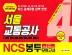 서울교통공사 직업기초능력평가 봉투모의고사 4회분(2019 하반기)(All-New NCS)