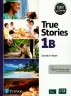 [보유]All New Easy True Stories Student Book with Essential Online Resources Level 1b, Silver Edition