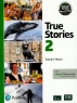 [보유]True Stories in the News Student Book with Essential Online Resources Level 2, Silver Edition
