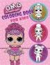 [보유]O.M.G. Glamour Squad! Coloring Book for Kids