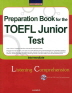 TOEFL JUNIOR TEST: INTERMEDIATE(LC)(CD1������)