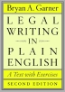 [보유]Legal Writing in Plain English