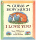 Guess How Much I Love You(CD1장포함)(Pictory PS 33)