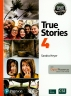 [보유]Even More True Stories Student Book with Essential Online Resources Level 4, Silver Edition