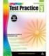 [보유]Spectrum Test Practice Grade. 3