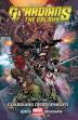 가디언즈 오브 더 갤럭시 Vol. 3: 가디언즈 디스어셈블드(MARVEL)(시공그래픽노블)
