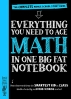 [보유]Everything You Need to Ace Math in One Big Fat Notebook