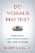 [보유]Do Morals Matter?