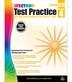 [보유]Spectrum Test Practice Grade. 4