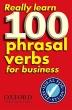 [보유]Really learn 100 phrasal verbs for business