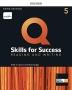 [보유]Q: Reading and Writing 5 SB with Online Practice