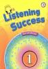 [보유]Listening Success 1(SB+MP3)