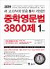 중학영문법 3800제 1학년(2019)(개정판)