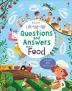 [보유]Lift-the-Flap Questions and Answers About Food