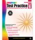 [보유]Spectrum Test Practice Grade. 6