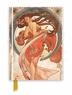 Mucha: The Arts, Dance (Foiled Journal)