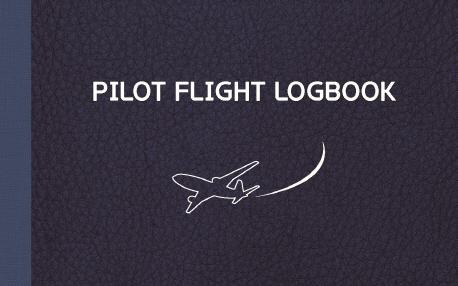 로그북 Pilot Flight Logbook(양장본 HardCover)