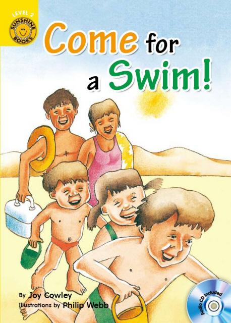 Come for a swim!