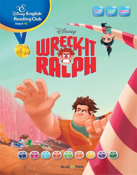 Disney - wreck-it Ralph