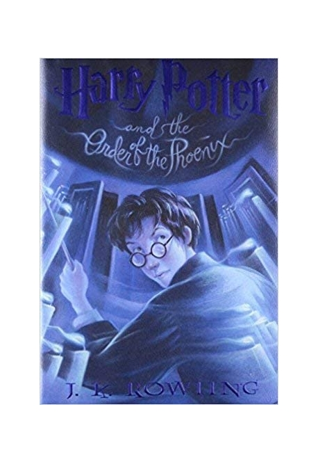 Harry Potter & the Order of the Phoenix(Book 5) ///SS1