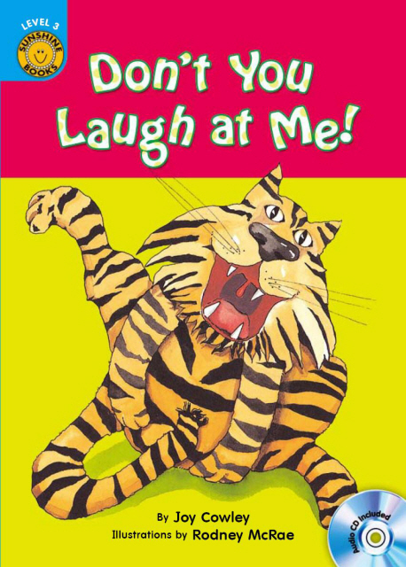 Don't You Laugh at Me!