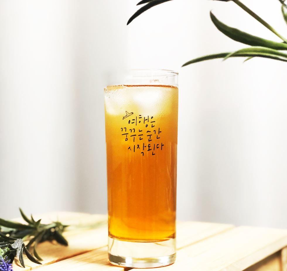 리얼 시리즈 구매시 한정판 글라스컵 증정