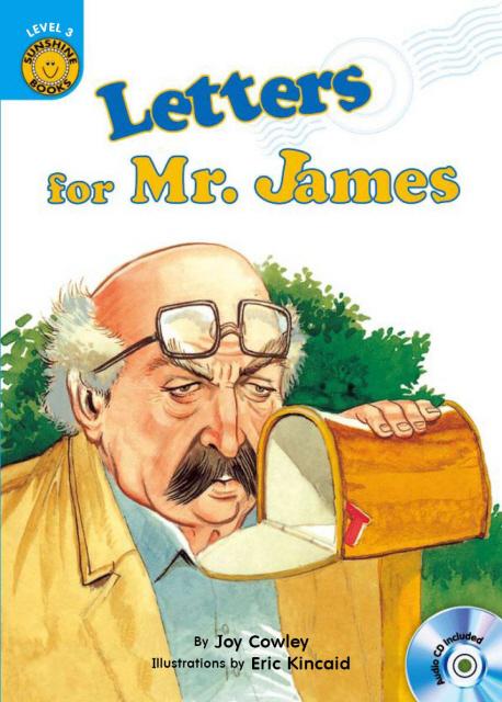 Letters for Mr. James