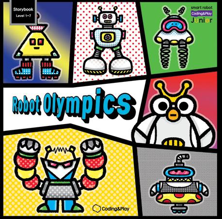 Coding Storybook Level1-7. Robot Olympics