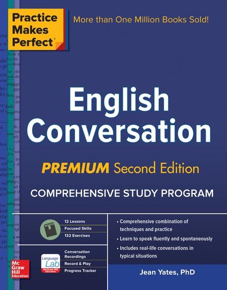 Practice Makes Perfect  English Conversation, Premium Second Edition