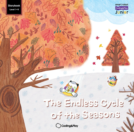 Coding Storybook Level1-9. The Endless Cycle of the Seasons