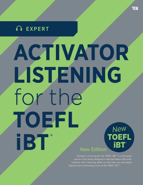 Activator Listening for the TOEFL iBT(Expert)