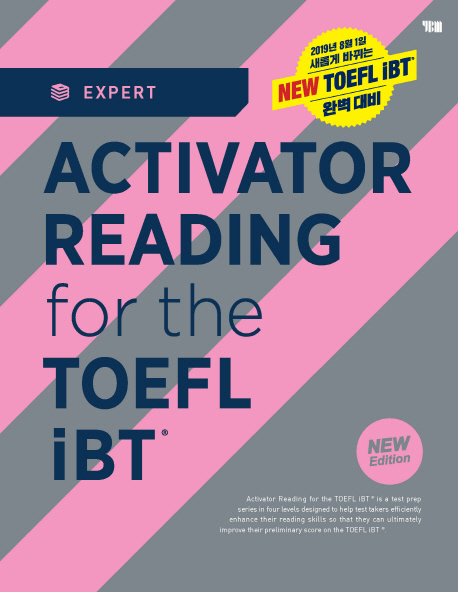 Activator Reading for the TOEFL iBT(Expert)