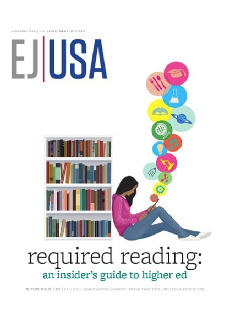 EJournalUSA - Required Reading. An Insider