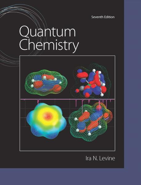 Quantum Chemistry(7판)