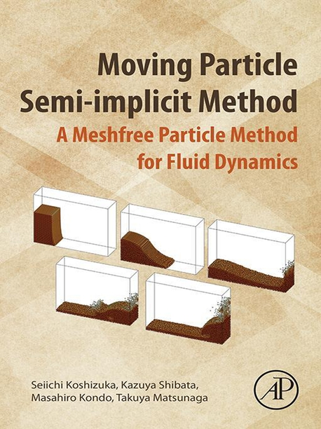 Moving Particle Semi-implicit Method  A Meshfree Particle Method for Fluid Dynamics