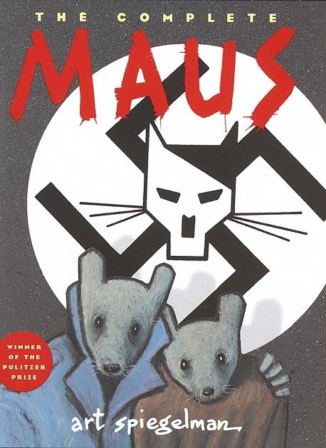 The Complete Maus(원서/번역서 : 쥐(합본판)) | Spiegelman, Art | Pantheon Books- 교보문고