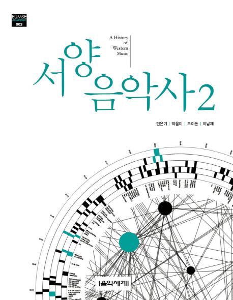 서양음악사. 2(Eumse Academic 3)